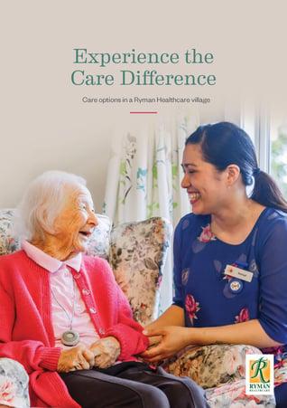 Ryman Care Book Cover 2020