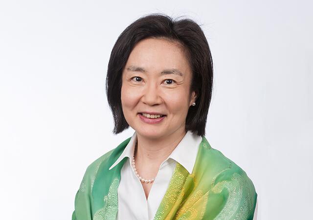 Dr Naoko Muramatsu