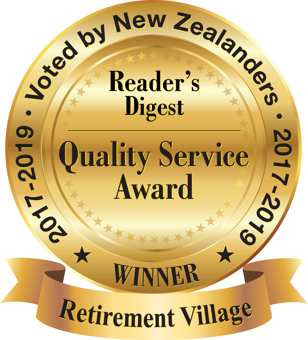 Retirement Villages_QSA-2019-NZ-Gold-Retirement-Village