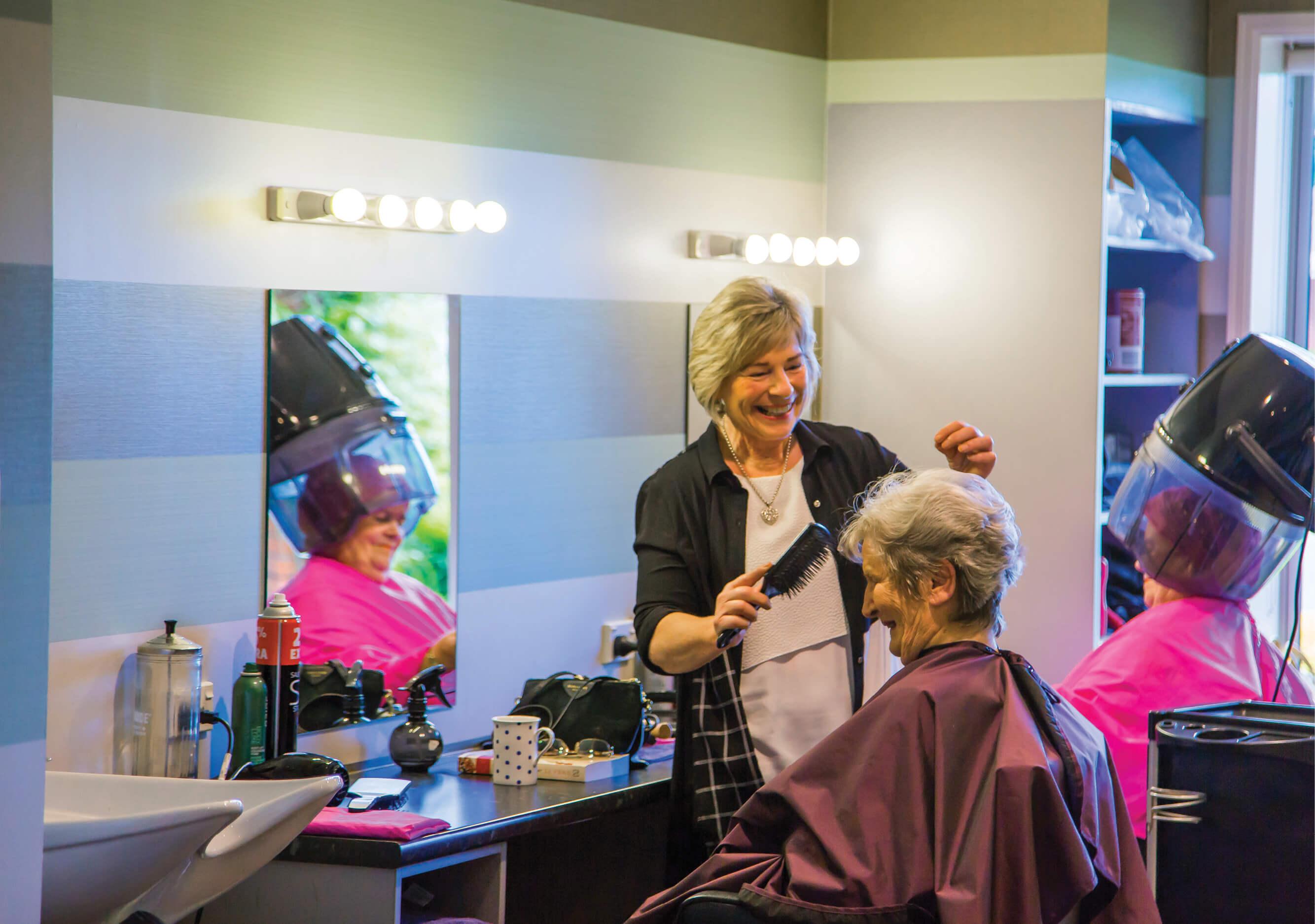 GJ Hair Salon