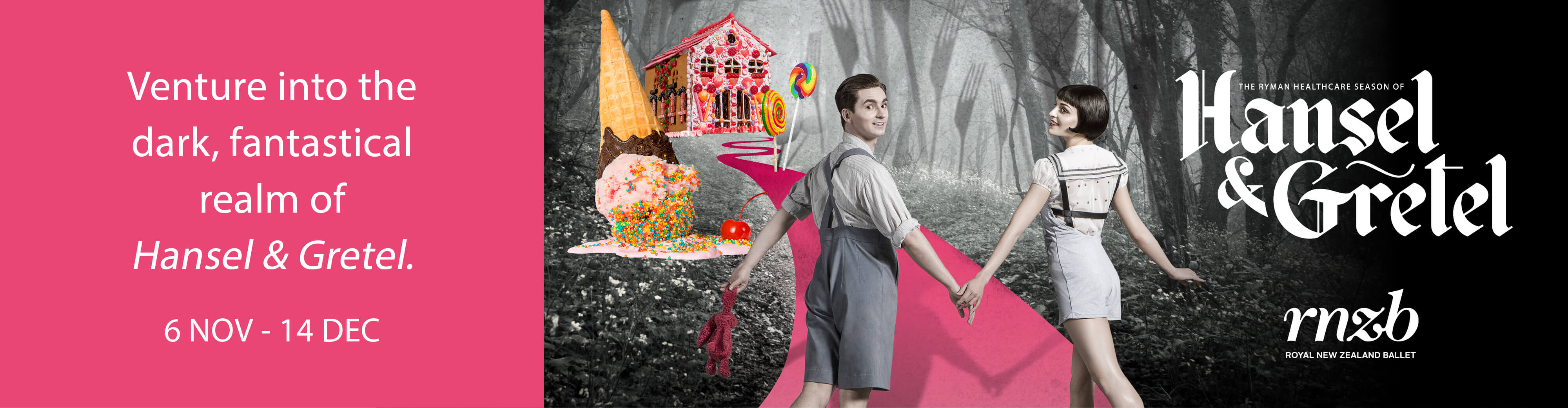 Hansel and Gretel - homepage tile 1920x500px