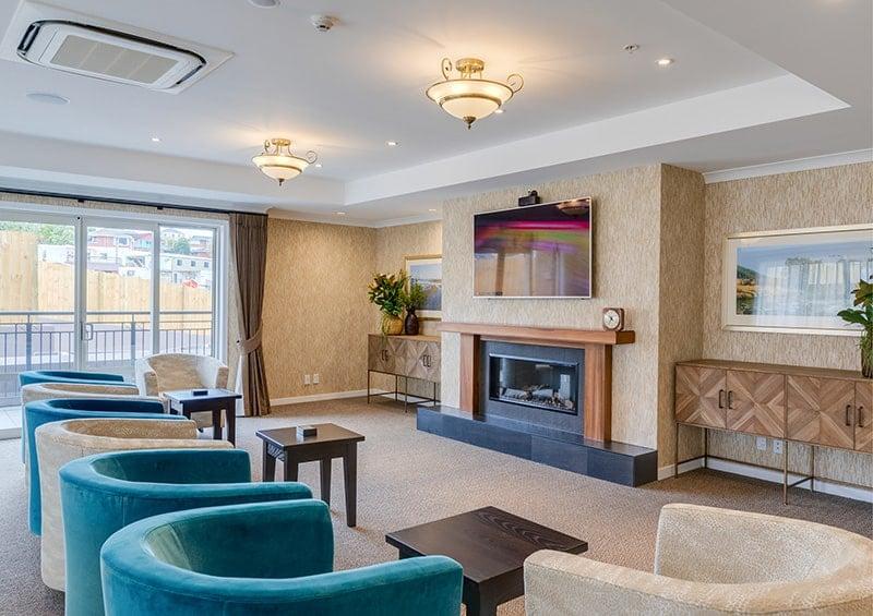 MH Lounge Fireplace-1