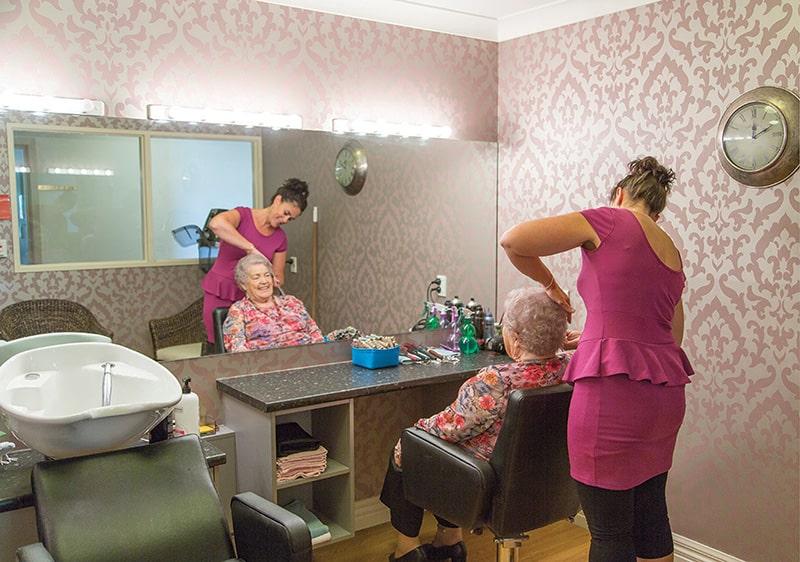 MS Hair Salon