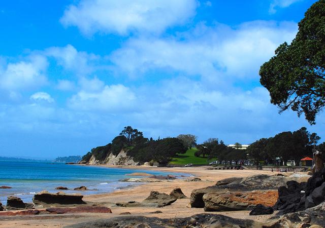 Narrowneck beach