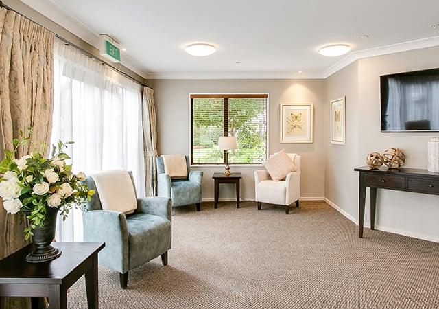 Care Centre Lounge