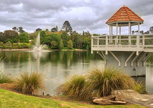 Rotokawau/Virginia Lake